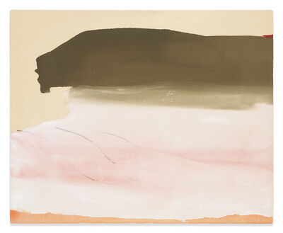 Helen Frankenthaler, 'Second Wish', 1974