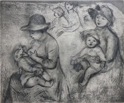 Pierre-Auguste Renoir, 'Femmes', 1918