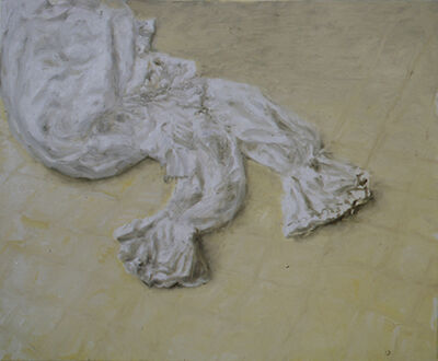 Avigdor Arikha, 'Nightgown', 2006