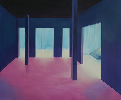 Huang Saifeng, 'Light Beam Disappearing into Childhood's Corridor', 2018