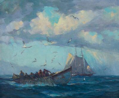 Gordon Grant, 'The Mackerel Seine', ca. 1950