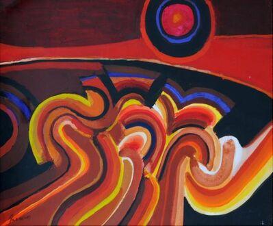 Mario Prassinos, 'Abstract'