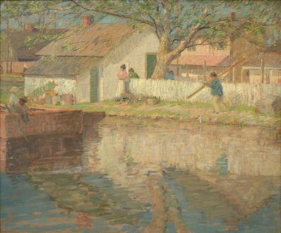 Rae Sloan Bredin, 'Little White House', ca. 1915