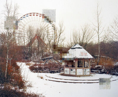 Diane Meyer, 'Spree Park, Former DDR Amusement Park', 2013