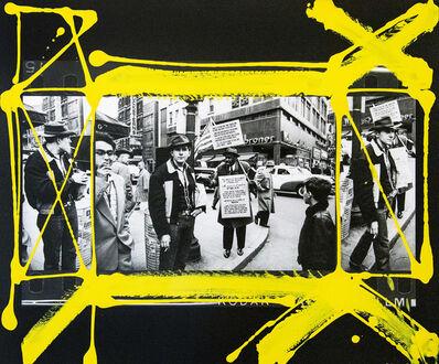 William Klein, 'Pray + Sin, New York', 1955