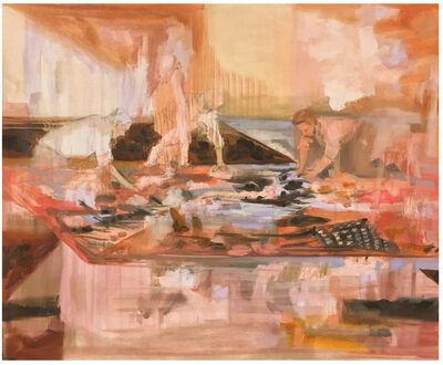 Elizabeth Schwaiger, 'In Furling and Unfurling ', 2018