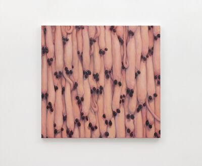 Michael Kvium, 'Eye Wall I ', 2019