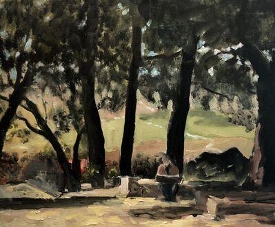 Albert Hadjiganev, 'Le dessinateur - étude'