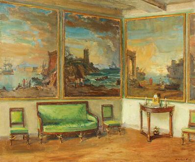 Walter Gay, 'Panneaux Décoratifs', Early 20th Century