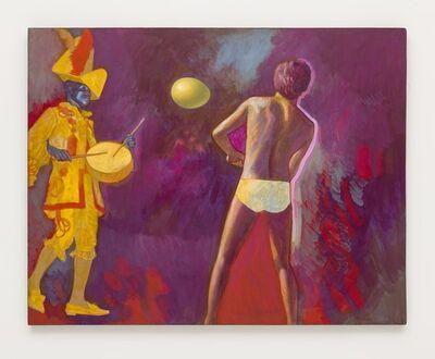Glauco Rodrigues, 'Carnaval', 1989