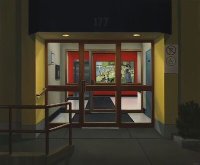 Peter Harris, 'Entrance at 177', 2020