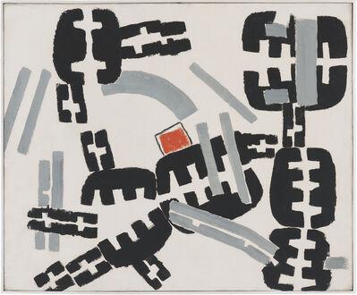 Giuseppe Capogrossi, 'Superficie 127', 1955