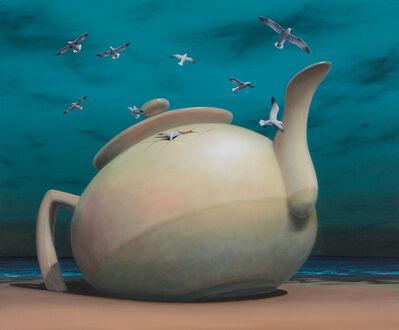 Gordon Mitchell, 'Tea Break', 2020