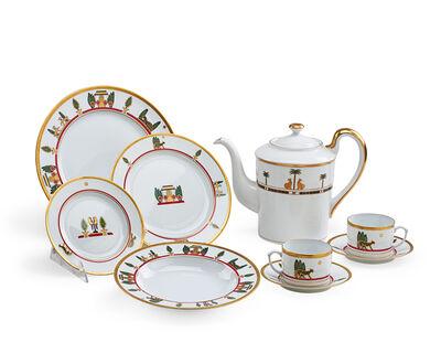 """Cartier, 'Cartier """"La Maison Louis"""" Dinnerware', 20th c."""