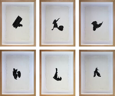 Xiao Bo, 'Independent Shapes 1-6', 2017