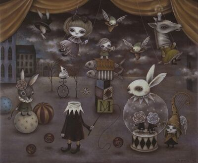 machumaYu, 'Midnight Circus', 2017