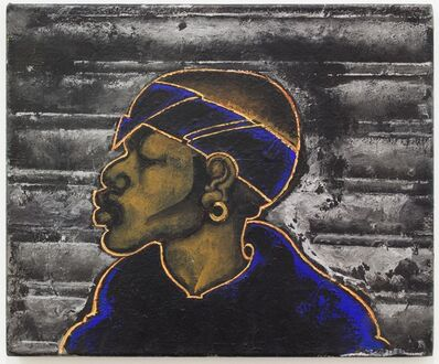 Martin Wong, 'X', 1992