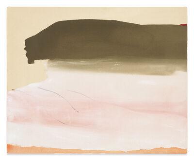 Helen Frankenthaler, 'Second Wish', 1974