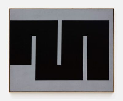 Julije Knifer, 'MK 73-7', 1973
