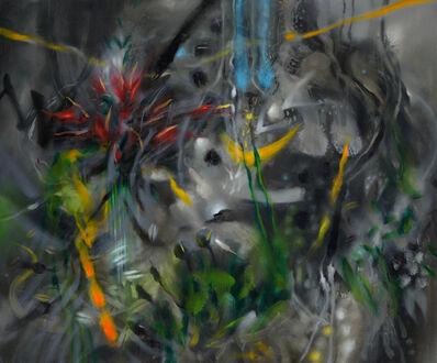 Carlos Jacanamijoy, 'Grito de noche', 2008