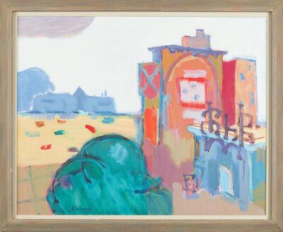 Jacob Kainen, 'U Street Capriccio', 1967