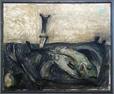 Markus Lüpertz, 'Stillleben', ca. 1990