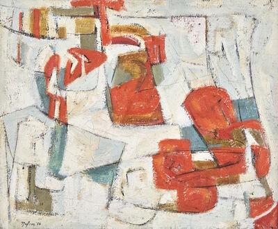 Leonard Nelson, 'Untitled', 1956