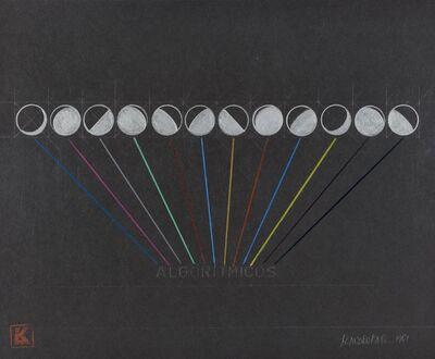 Leandro Katz, 'Algoritmicos', 1981