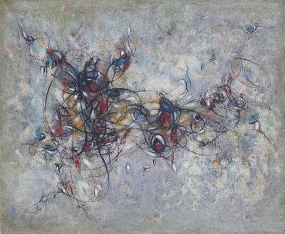 Hu Chi-Chung 胡奇中, 'Painting #598', 1959