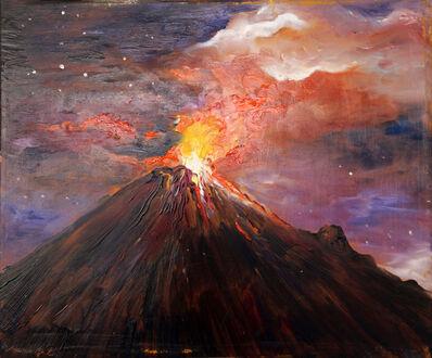 Marcos Castro, 'Estudio de la explosión III [Study of the explosion III]', 2019