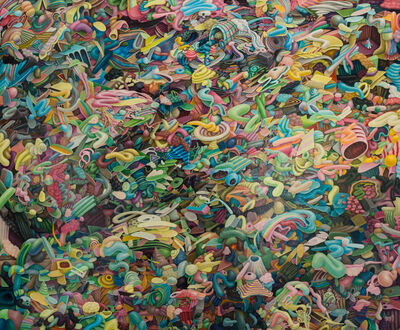 Joe Hengst, 'Everything All At Once', 2015