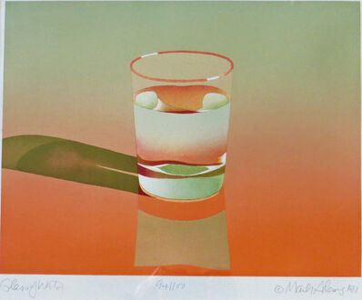Mark Adams, 'Glass of Water', 1981