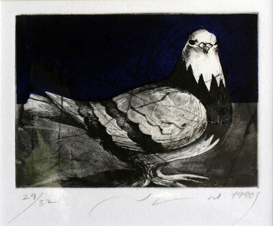 Jamal Abdul Rahim, 'Bird', 1990