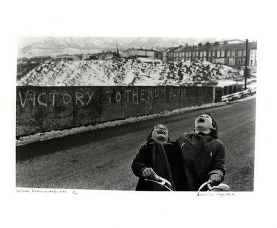 Marianne Grøndahl, 'Wales', 1985