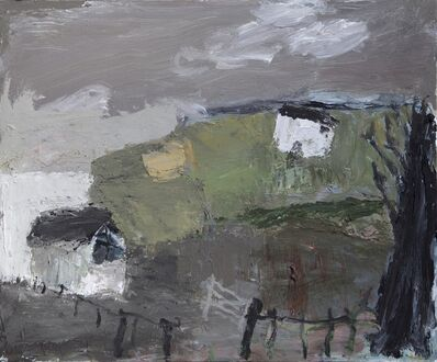 David Pearce, 'Boathouse', 2015