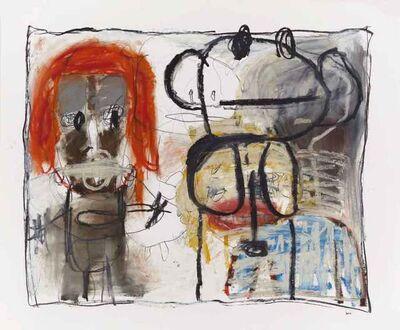 Dusty Boynton, 'Red', 2009