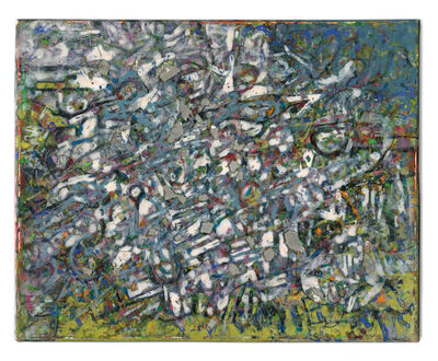 William M. Georgenes, 'Rodos', 1962