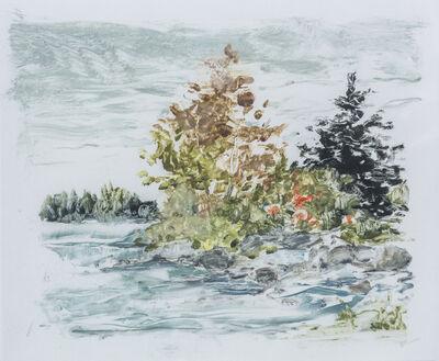 Marguerite Robichaux, 'Pond in the River', 2007