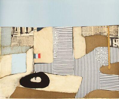 Conrad Marca-Relli, 'Villa Nueve', 1982