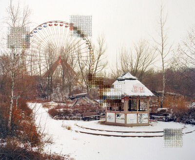 Diane Meyer, 'Spree Park, Former DDR Amusement Park', 2012-2017