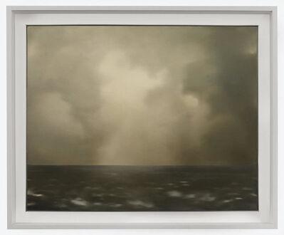 Gerhard Richter, 'Seestück (Oliv bewölkt)', 1969