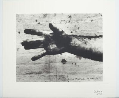 "Richard Serra, 'Still from ""Hand Catching Lead""', 2010"