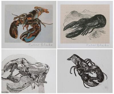 Peter Blake, 'Lobster Suite', 2016