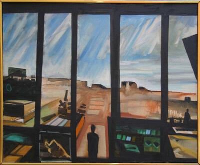John Hultberg, 'Aridzona', 1974