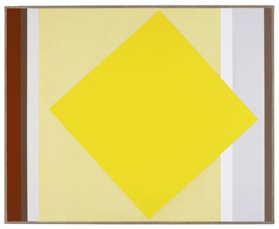 Virginia Coventry, 'Two Yellows', 2011