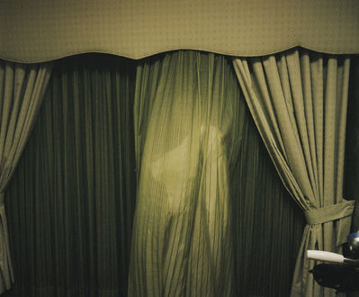 Larry Sultan, 'Mom Caught in Curtain, from the series Pictures from Home ', 1991