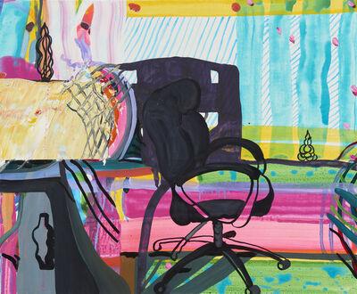 Qwon Sunwang, 'remembering the chair', 2019