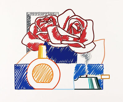 Tom Wesselmann, 'SCRIBBLE VERSION OF STILL LIFE #58', 1991