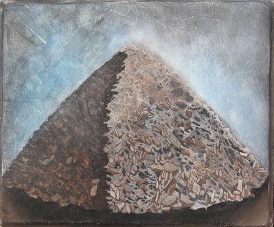 Jose Angel Santiago, 'Montaña de escombros', 2018