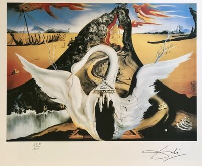 Salvador Dalí, 'Bacchanale', ca. 1980